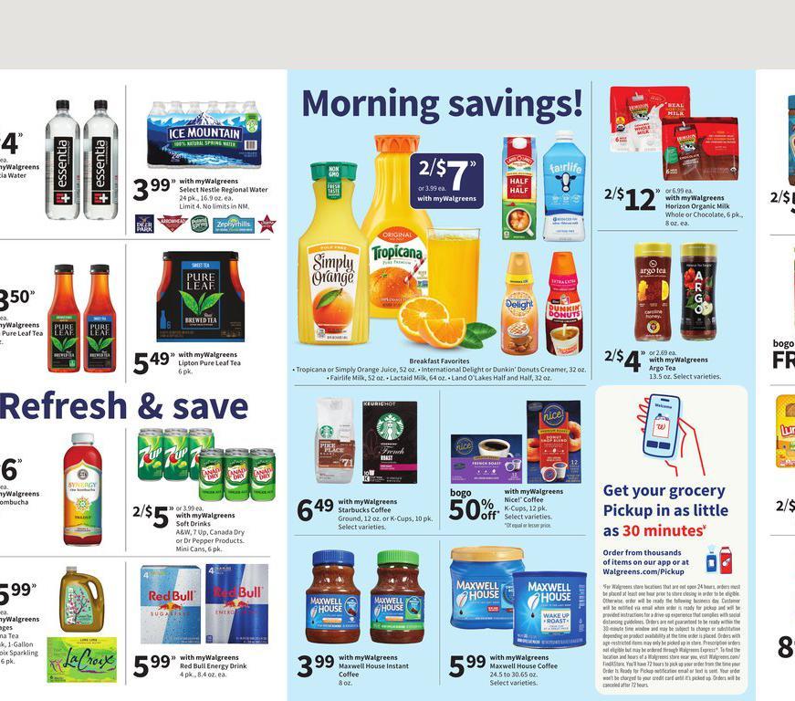 17.10.2021 Walgreens ad 8. page