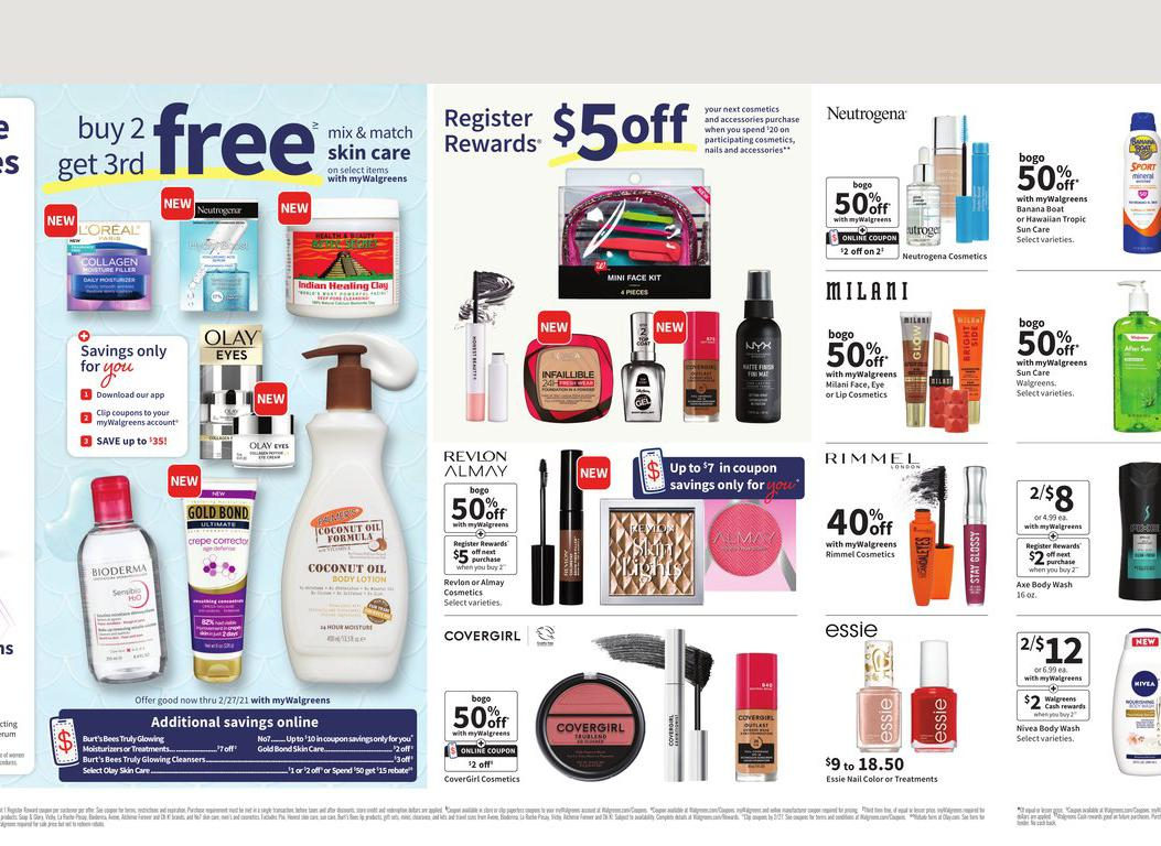 21.02.2021 Walgreens ad 15. page