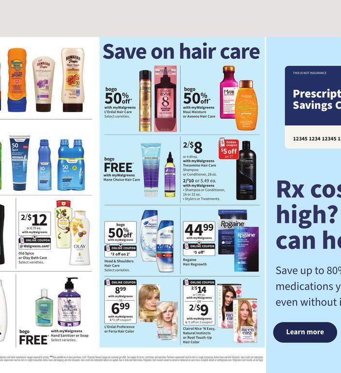 21.02.2021 Walgreens ad 16. page