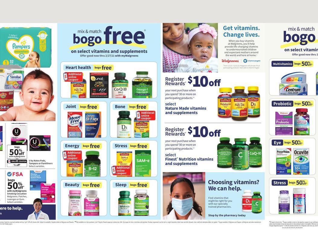 21.02.2021 Walgreens ad 18. page
