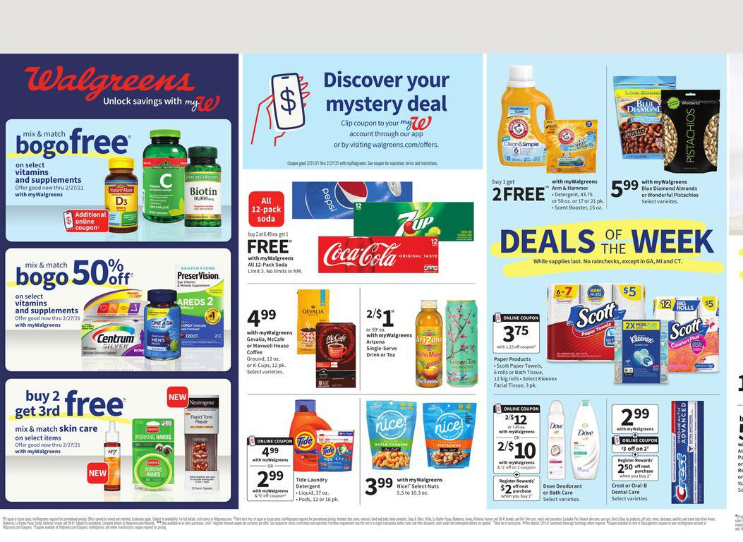 21.02.2021 Walgreens ad 2. page