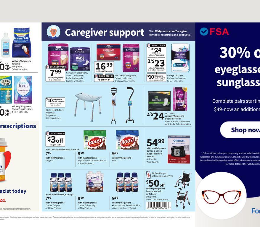21.02.2021 Walgreens ad 22. page