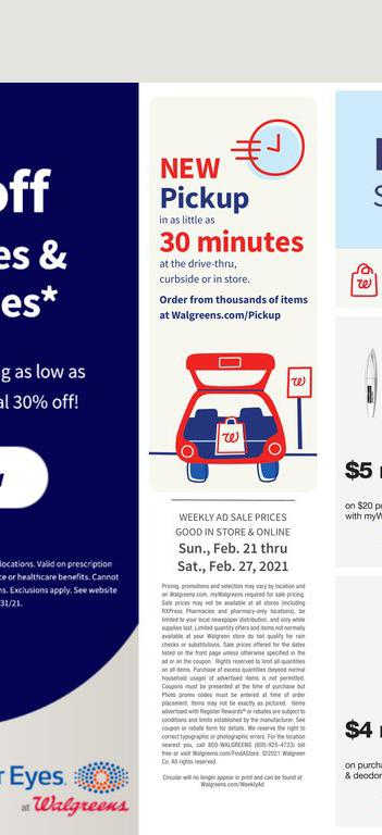 21.02.2021 Walgreens ad 23. page