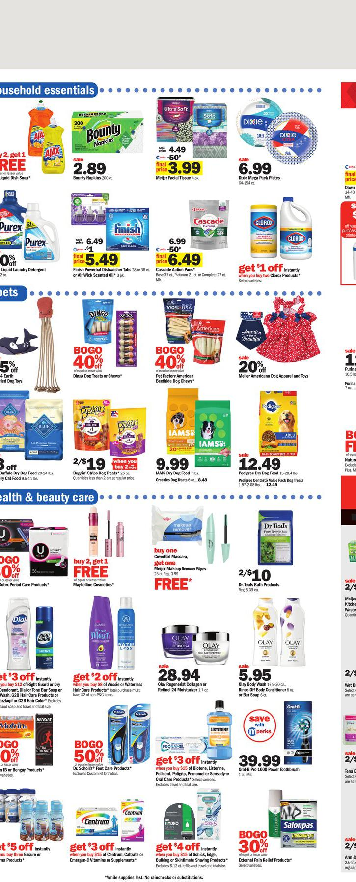 06.06.2021 Meijer ad 15. page