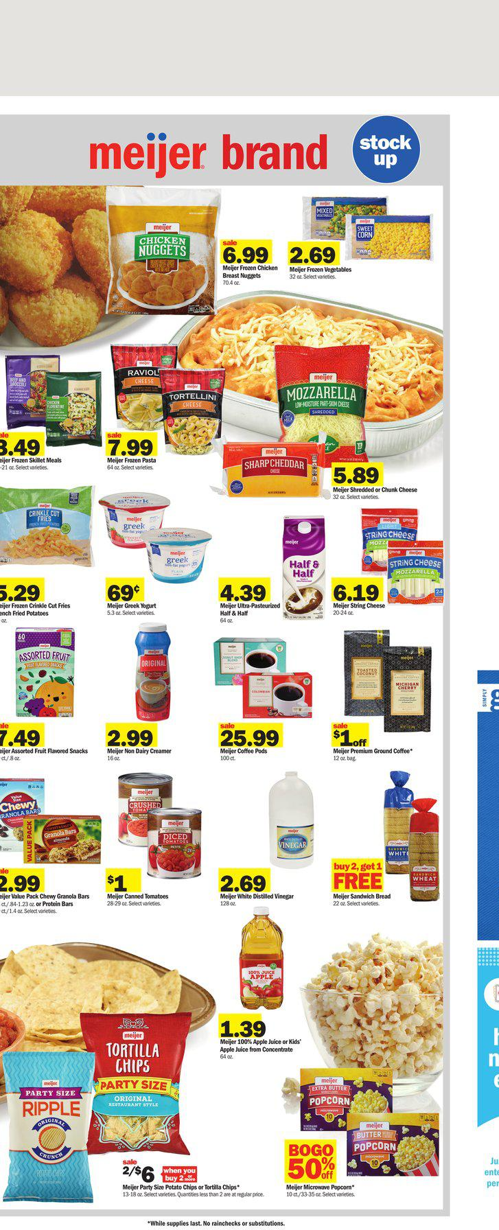 01.08.2021 Meijer ad 10. page