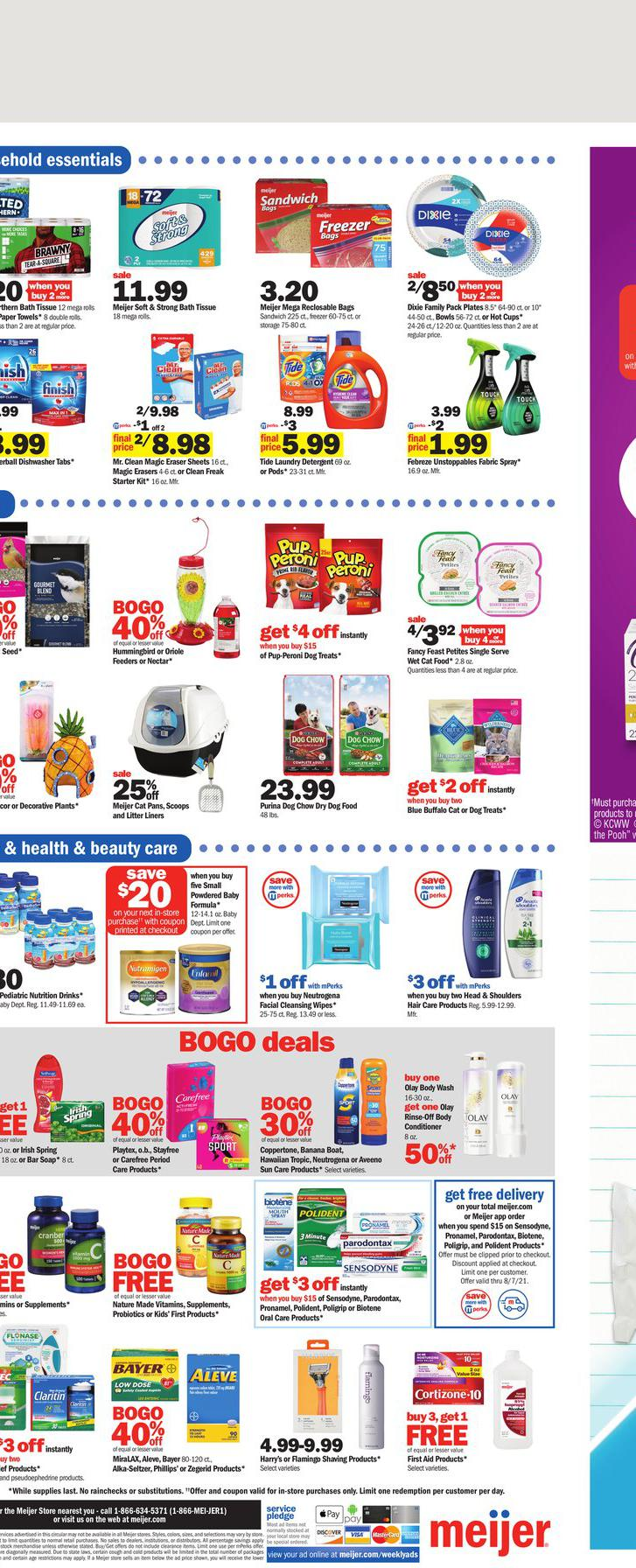 01.08.2021 Meijer ad 14. page
