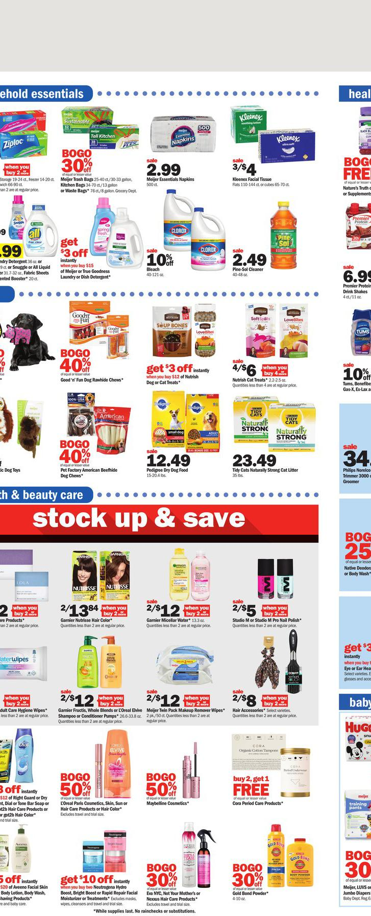 01.08.2021 Meijer ad 16. page