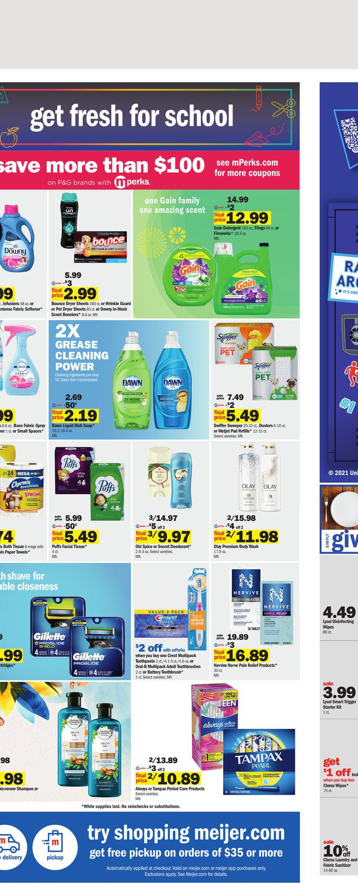 01.08.2021 Meijer ad 19. page