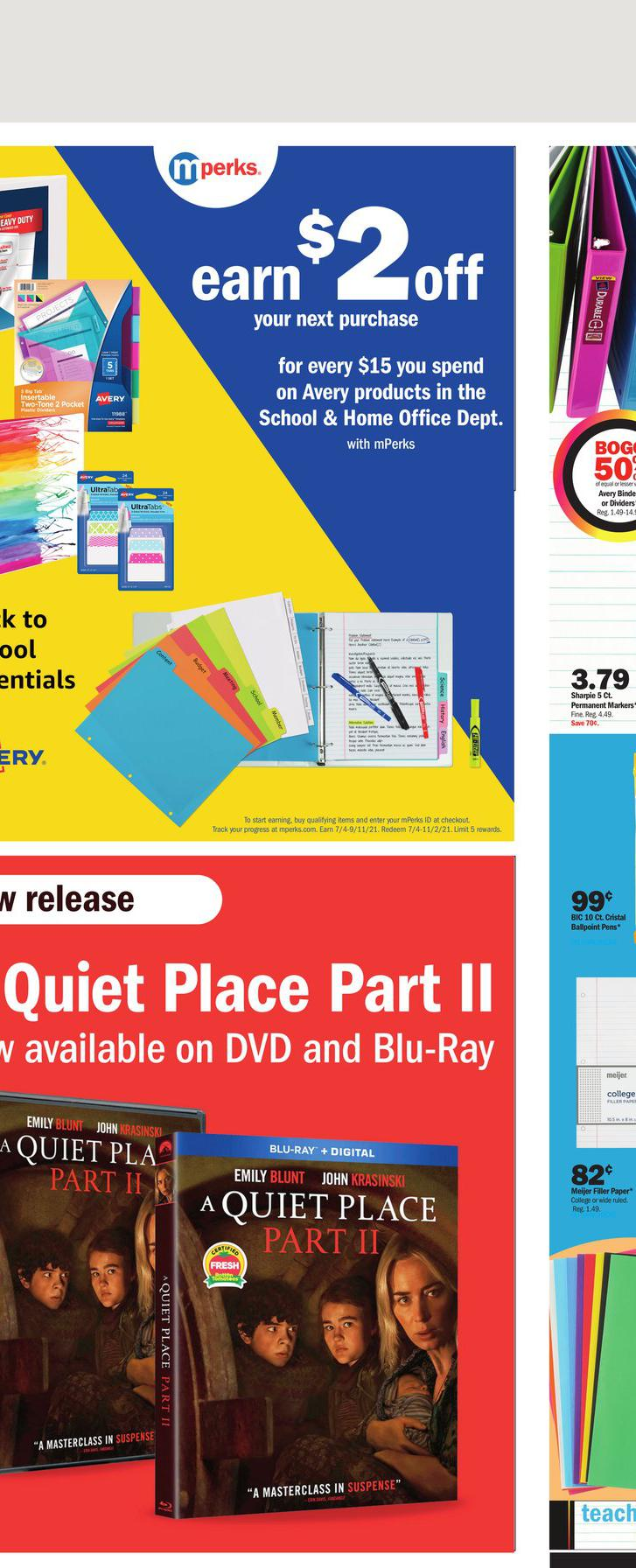 01.08.2021 Meijer ad 23. page