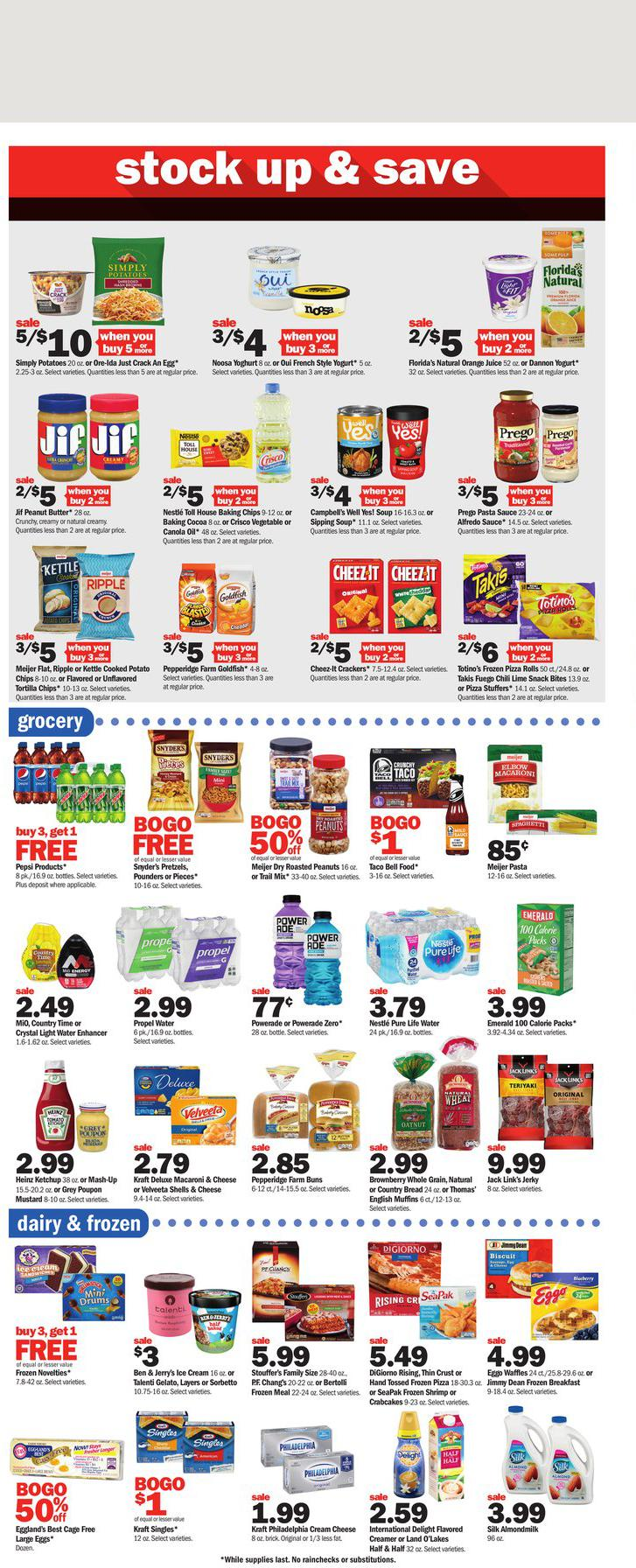 01.08.2021 Meijer ad 3. page
