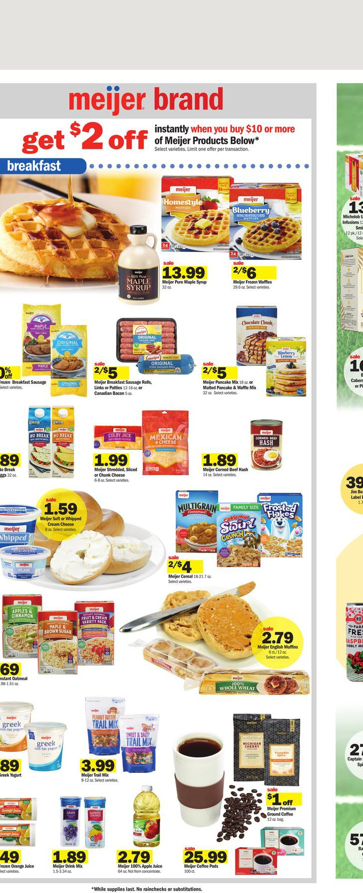12.09.2021 Meijer ad 11. page