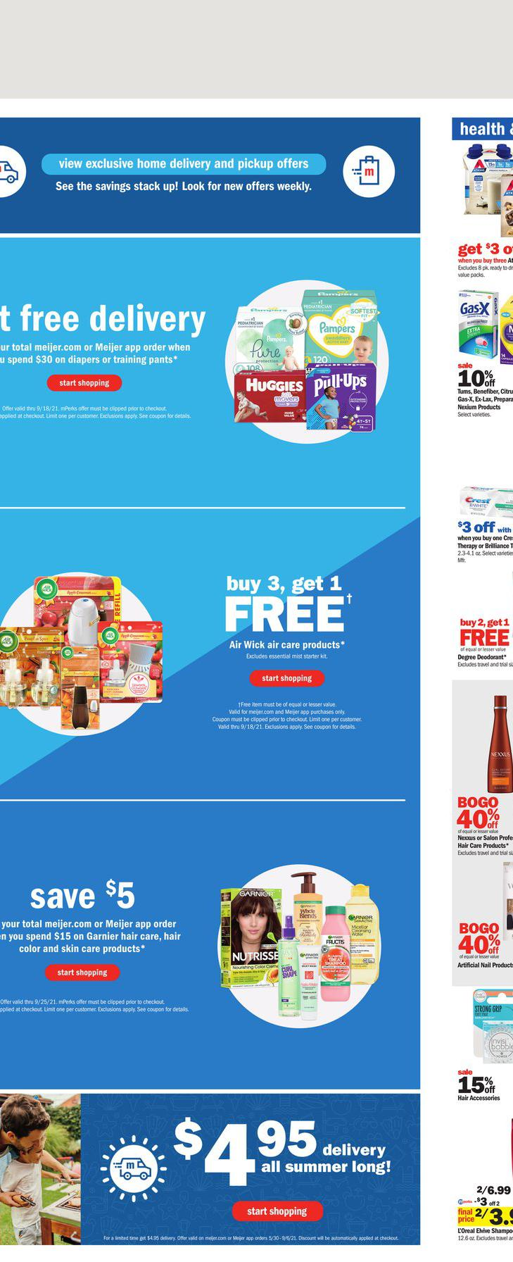 12.09.2021 Meijer ad 16. page