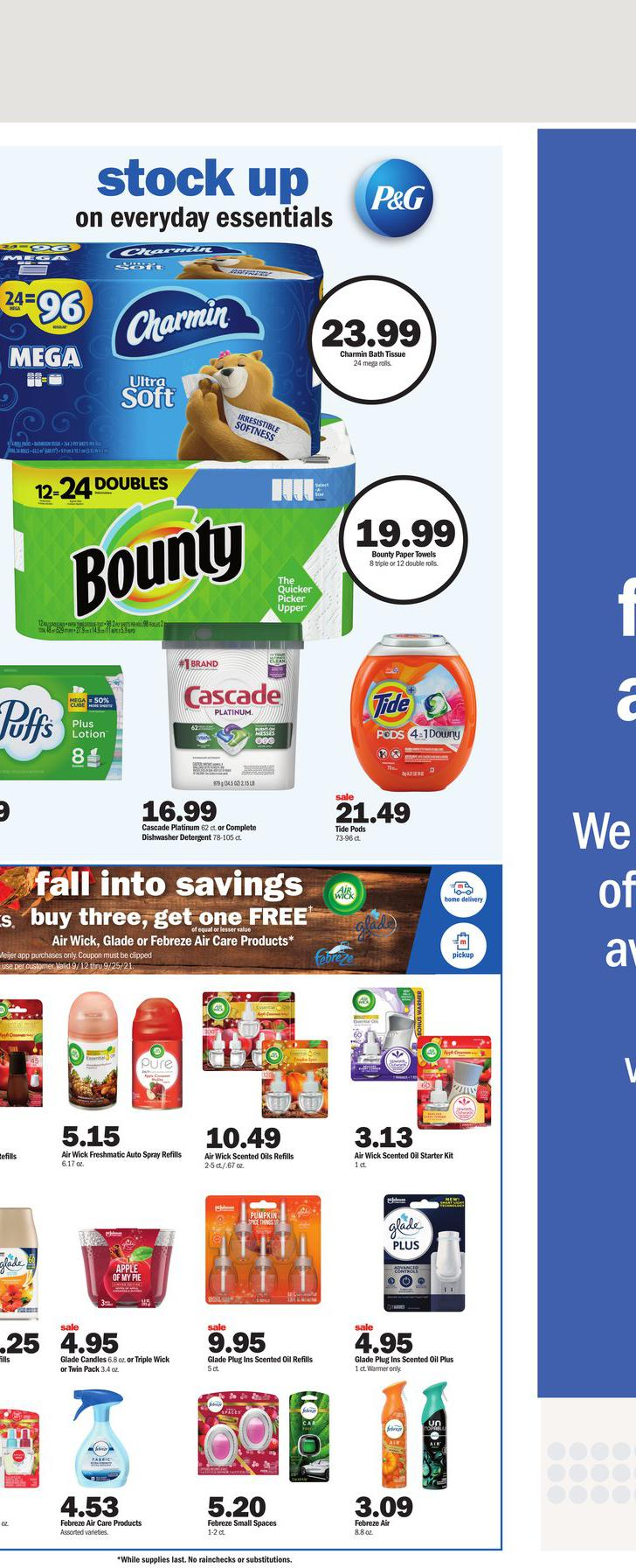 12.09.2021 Meijer ad 20. page