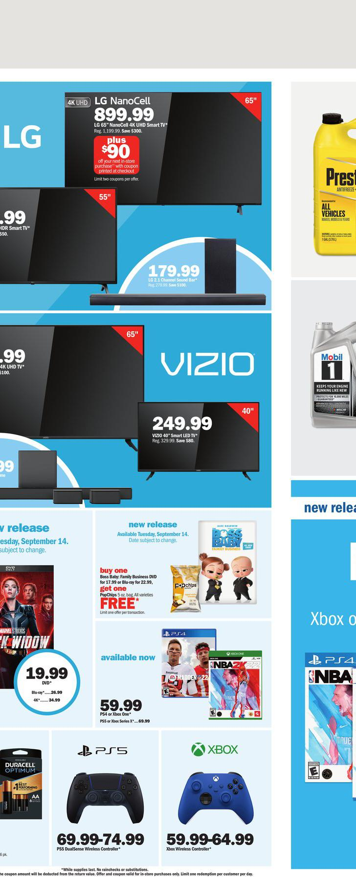 12.09.2021 Meijer ad 23. page
