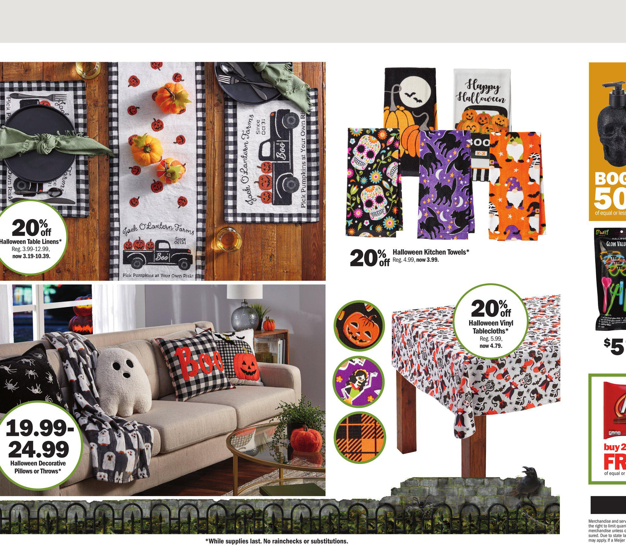 03.10.2021 Meijer ad 2. page