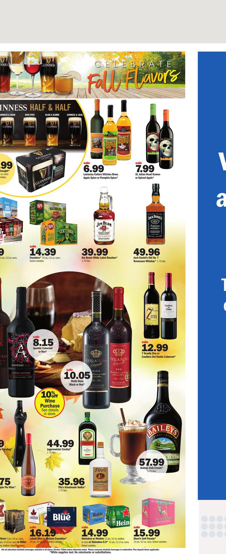 10.10.2021 Meijer ad 10. page