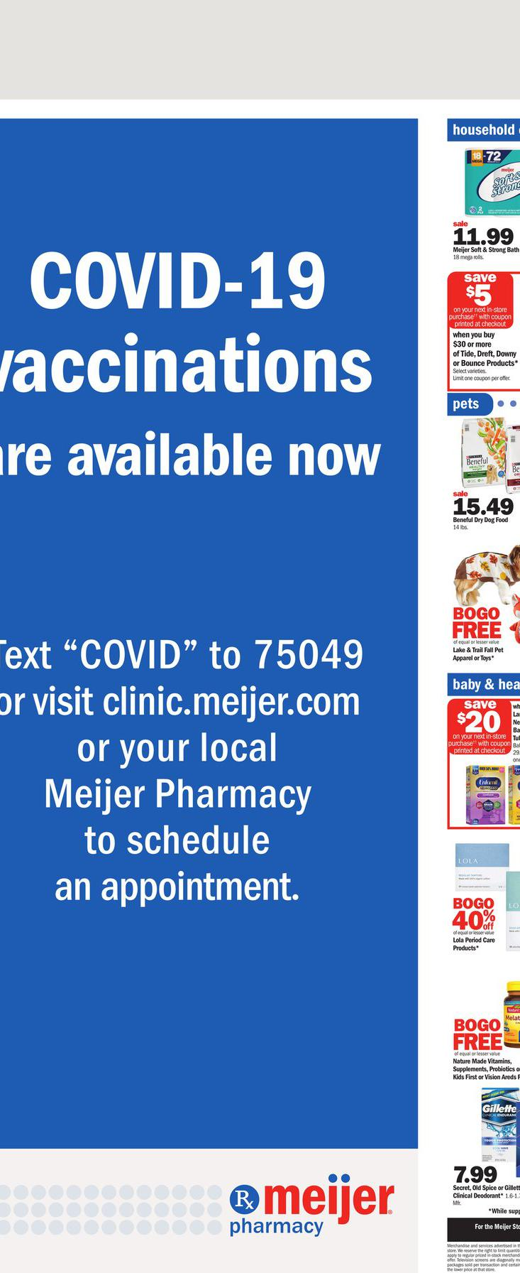 10.10.2021 Meijer ad 11. page