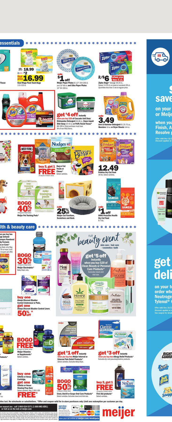 10.10.2021 Meijer ad 12. page