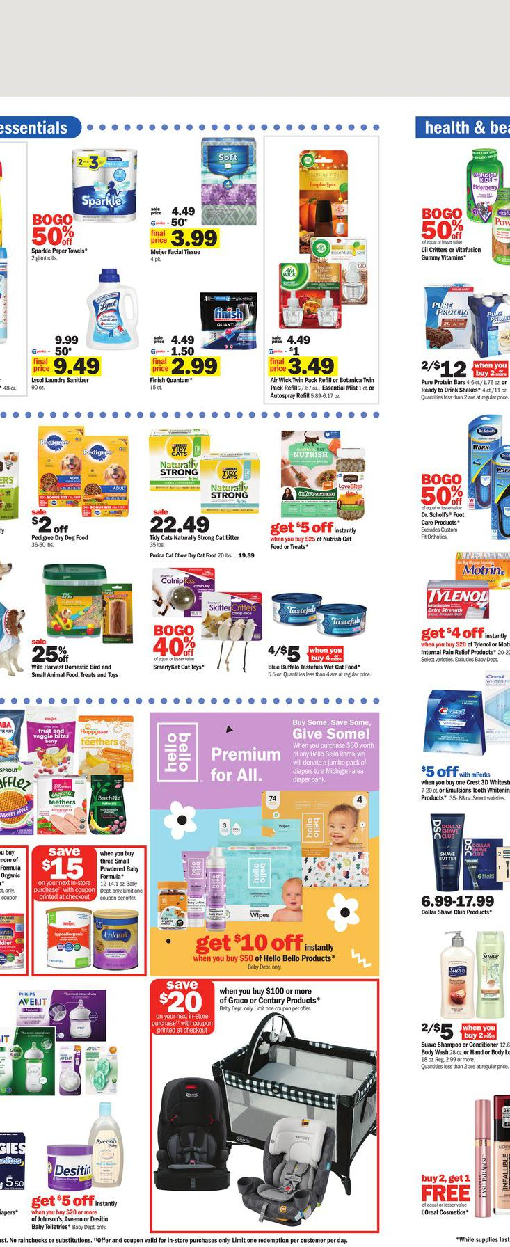 10.10.2021 Meijer ad 14. page