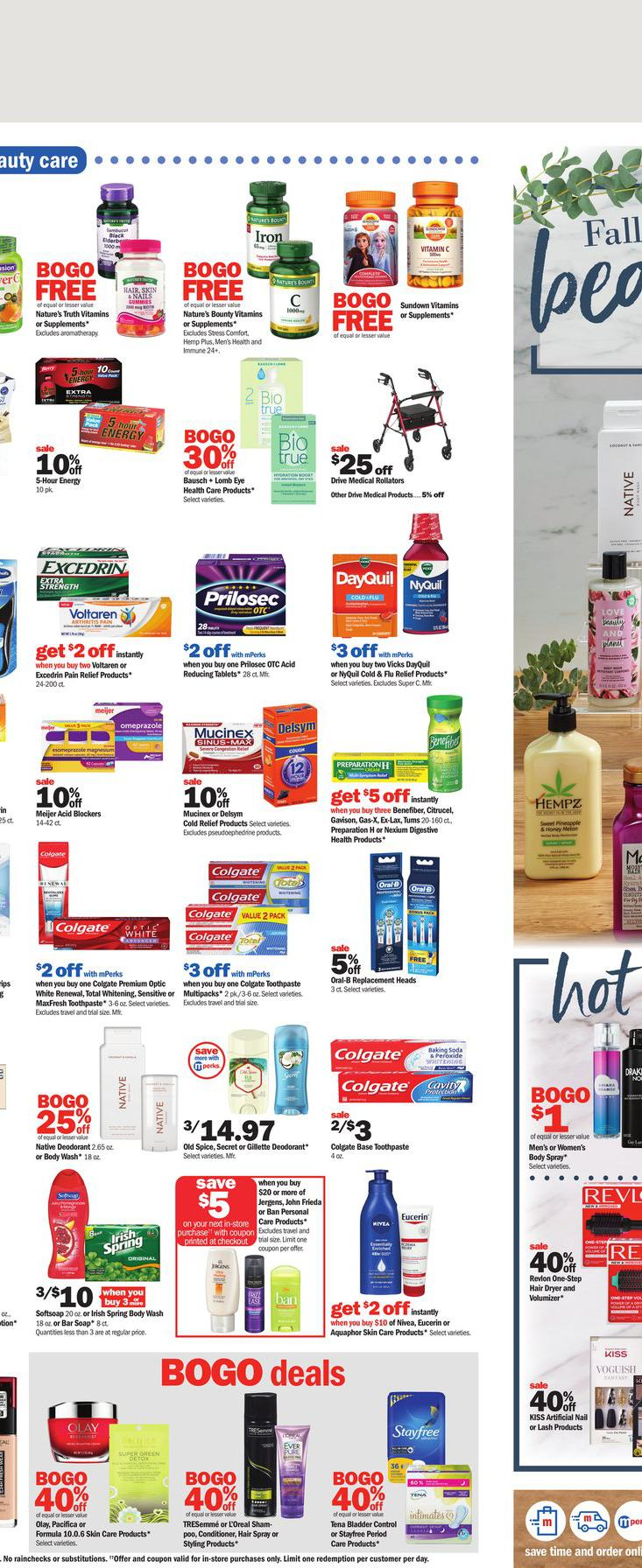 10.10.2021 Meijer ad 15. page