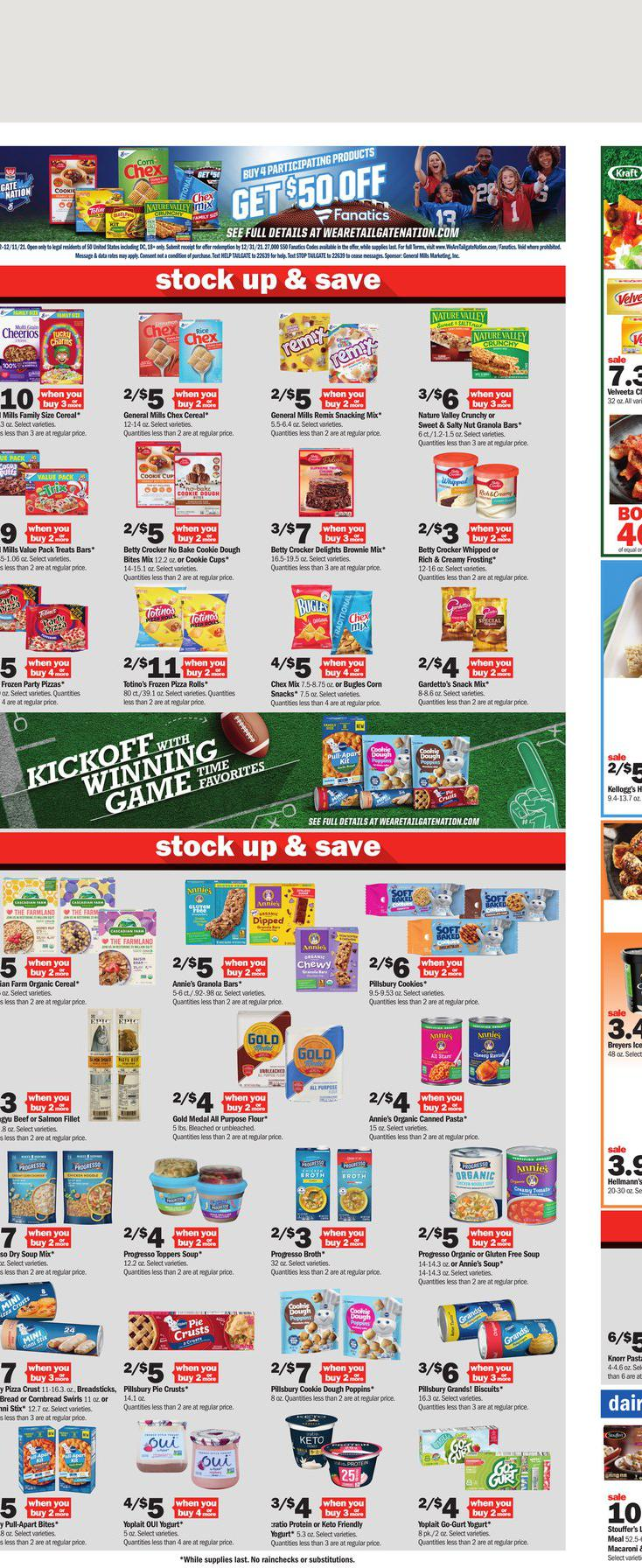 10.10.2021 Meijer ad 6. page