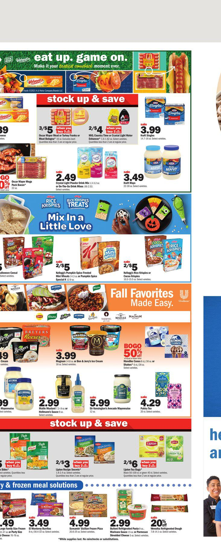 10.10.2021 Meijer ad 7. page