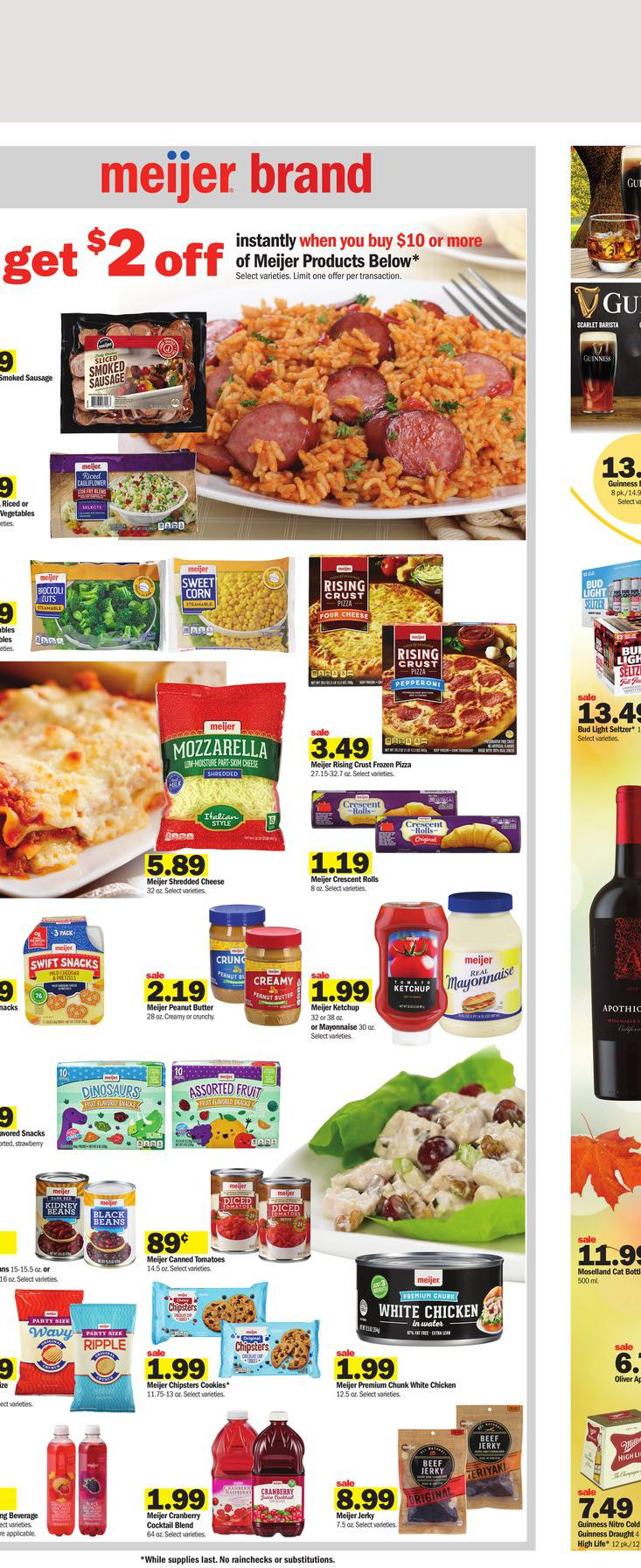 10.10.2021 Meijer ad 9. page