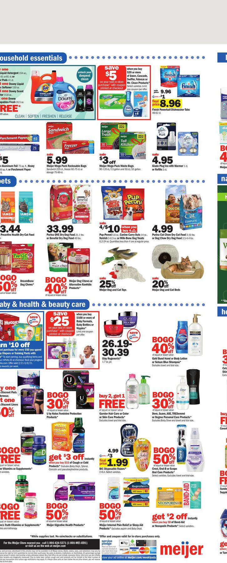 21.02.2021 Meijer ad 15. page