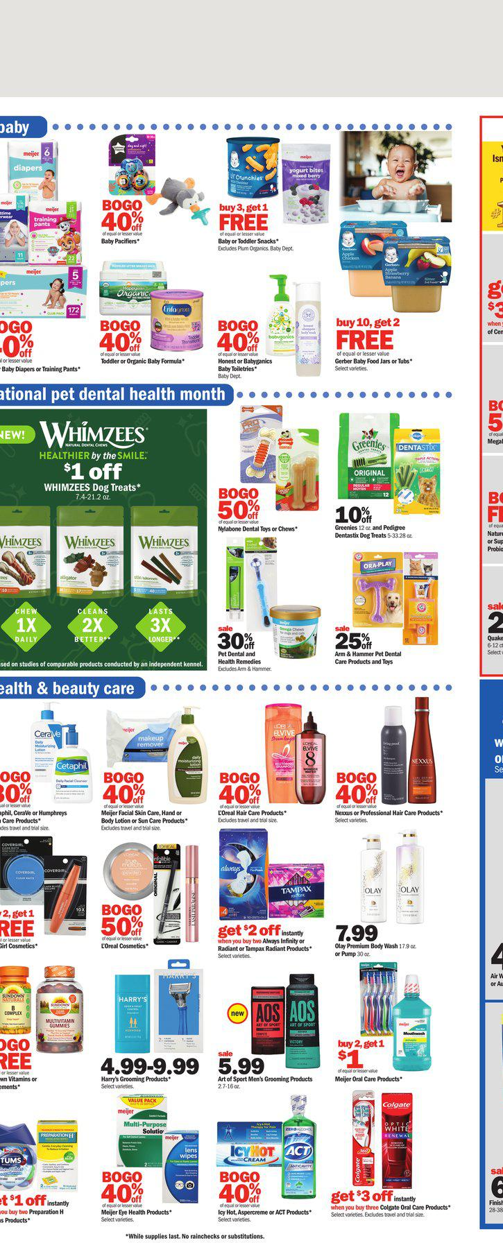 21.02.2021 Meijer ad 16. page
