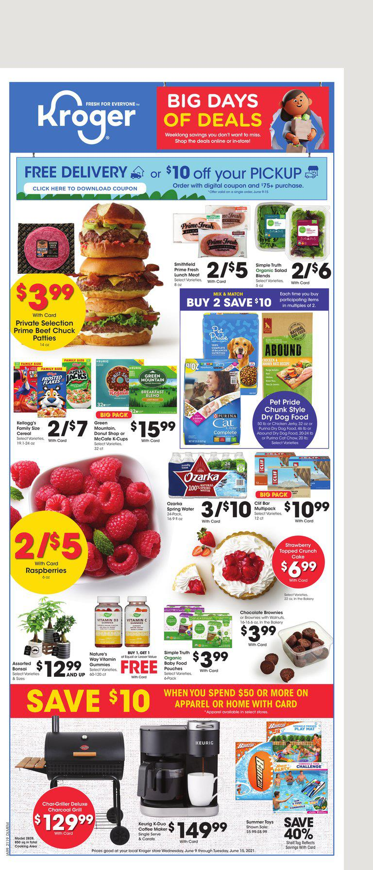 09.06.2021 Kroger ad 1. page