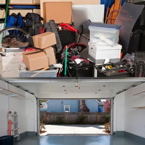 Garage Overwhelm?