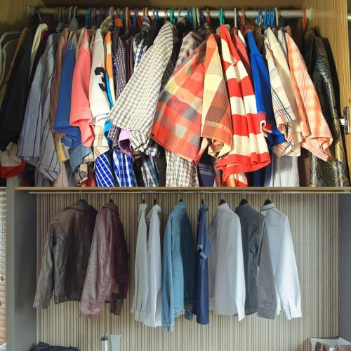 Do You Need to Purge Your Closet?