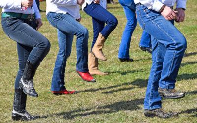 Line Dancing a Step Toward Better Health