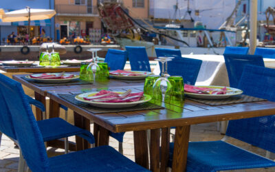 Al Fresco Dining: A Treat Out in the Open