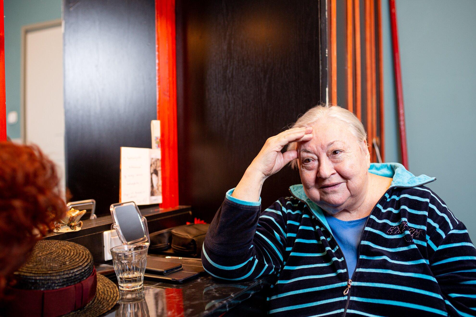 """""""Mindig nagyon jó kezekben voltam és jó szerepeket kaptam"""" – interjú Molnár Piroskával"""
