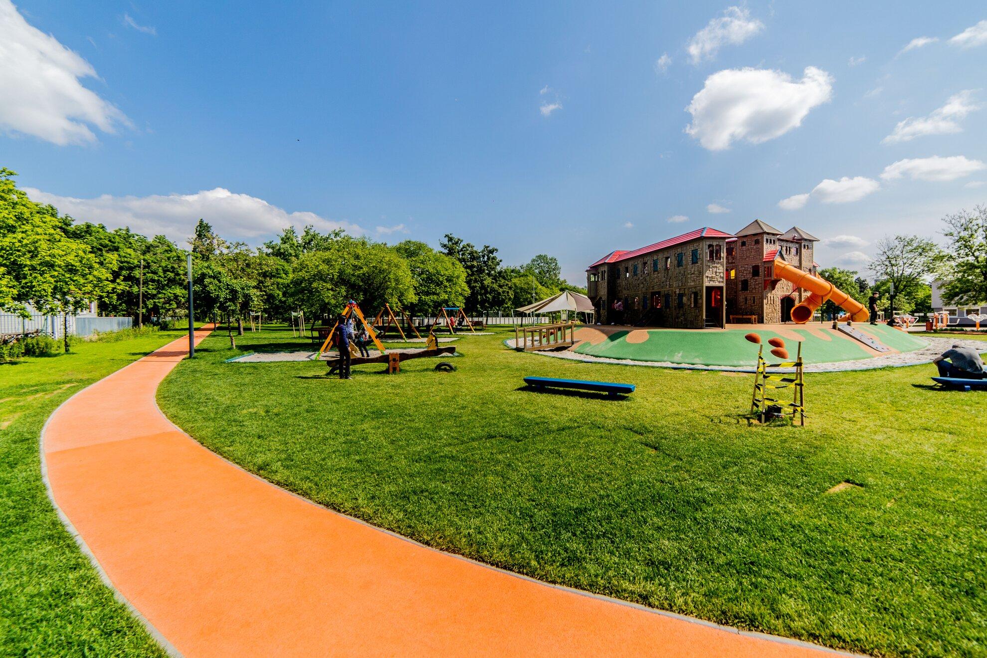 5 frissen felújított budapesti park hűsölni, edzeni vagy játszóterezni