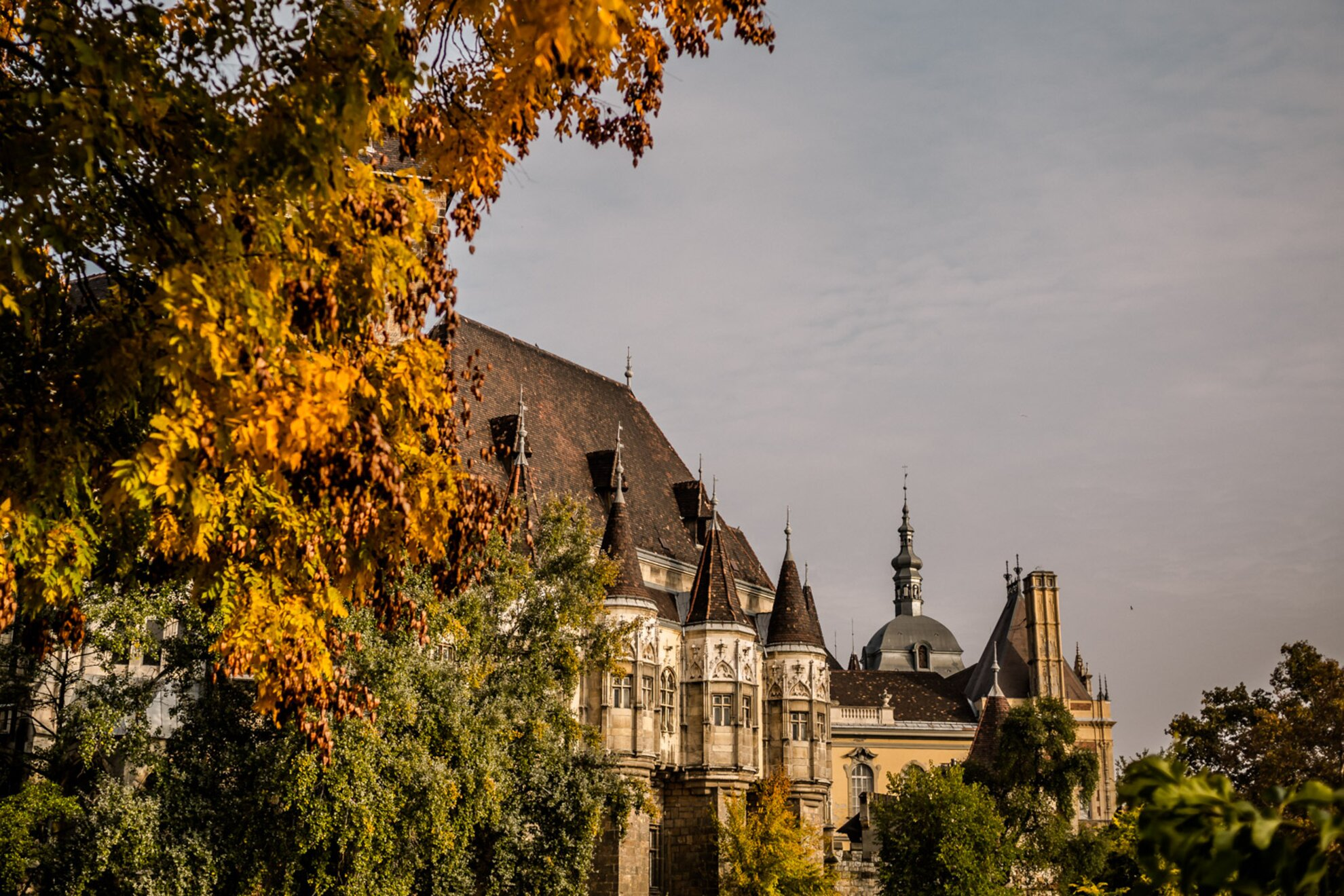 3 best autumn walks in Budapest