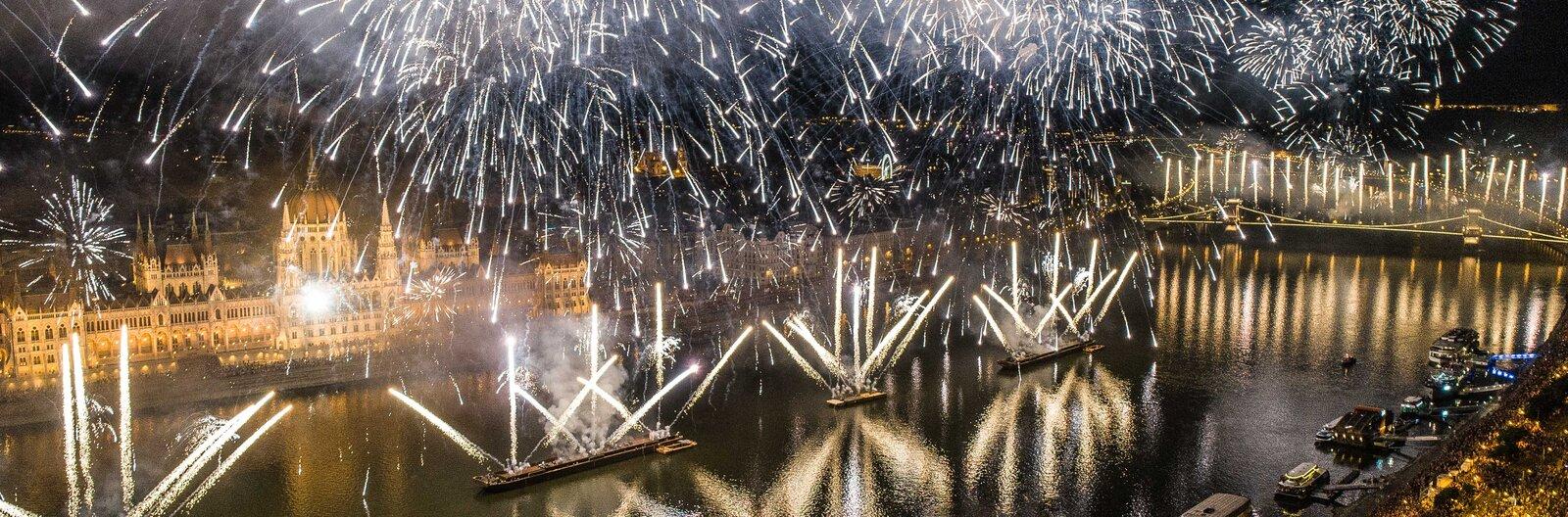 2019 calendar of Budapest festivals and events