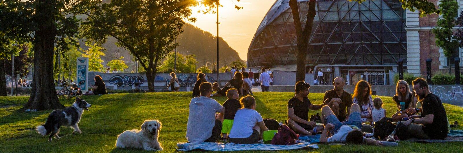 A legjobb piknikezős helyek, ahol leterítheted a pokrócod