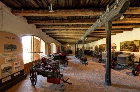 Magyar Mezőgazdasági Múzeum Georgikon Majortörténeti Kiállítóhely