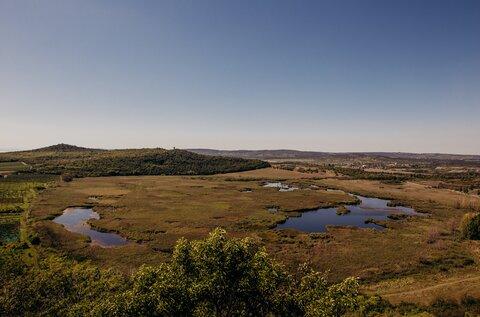 Lake Külső at Tihany