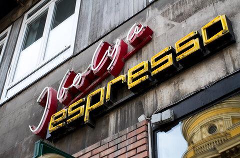 Ibolya Espresso