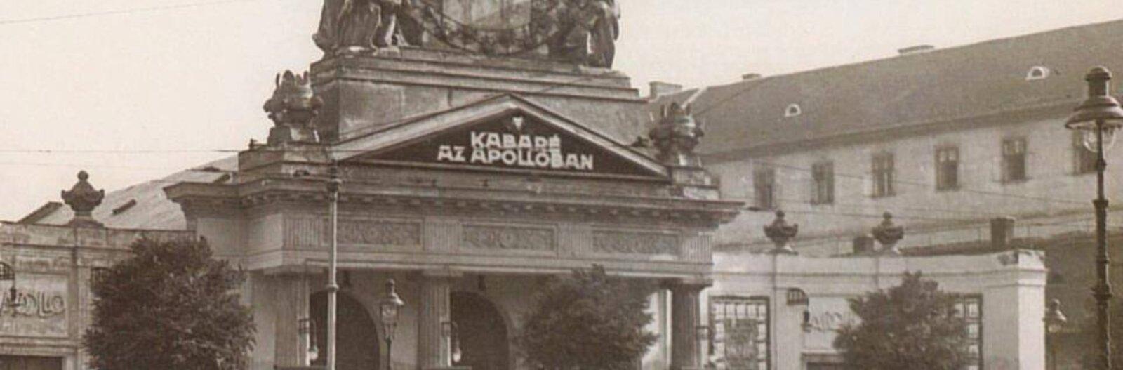 """""""Régi idők mozija"""" – ilyenek voltak egykor Budapest legmodernebb filmszínházai"""