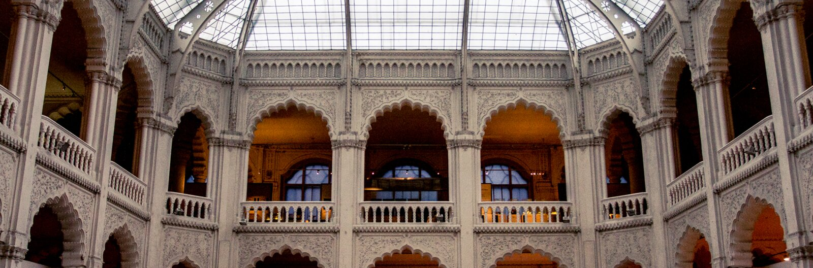Master Hungarian Architect Lechner Exhibition Opens At Museum Of Applied Arts