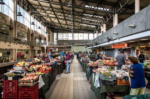 Fehérvári úti piac