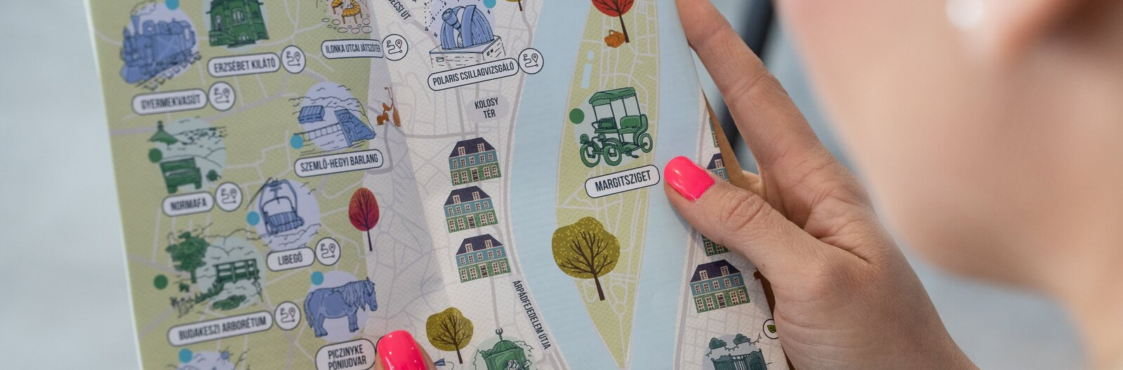 Explore Budapest With Kids Thanks To This Fab New Map