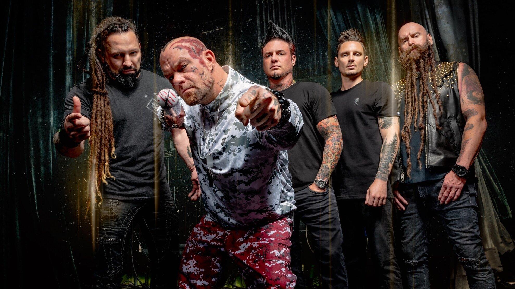 Five Finger Death Punch (US), Megadeth (US), Bad Wolves (US)