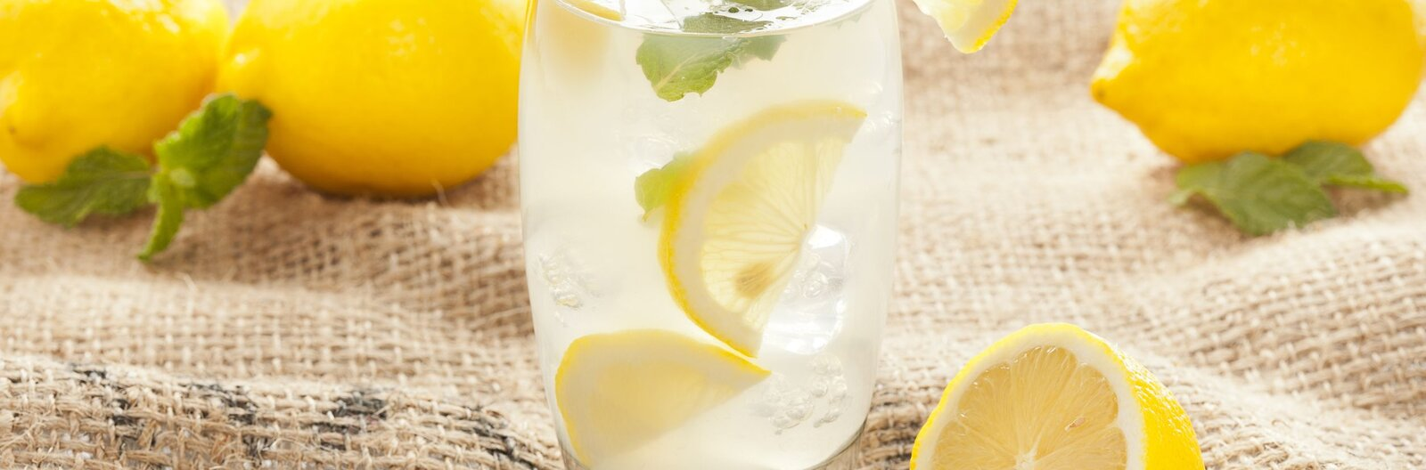 Extraordinary lemonades in Budapest