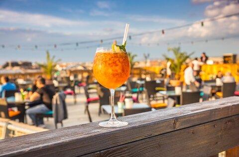 Intermezzo Restaurant & Roof Terrace