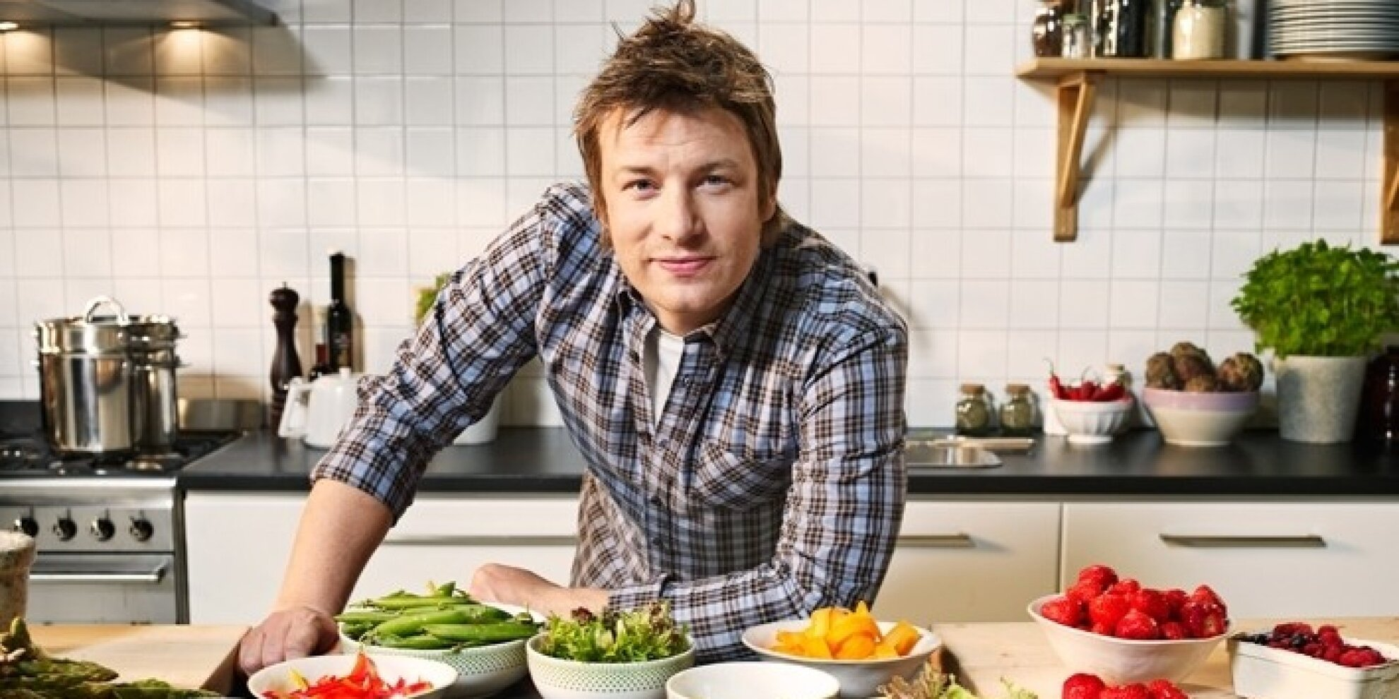 Jamie Oliver to open a Budapest restaurant